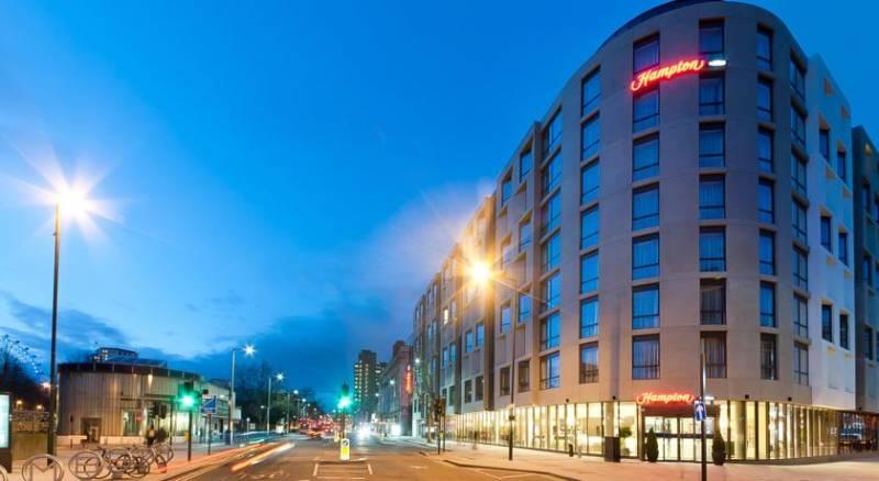 Hampton by Hilton London Waterloo