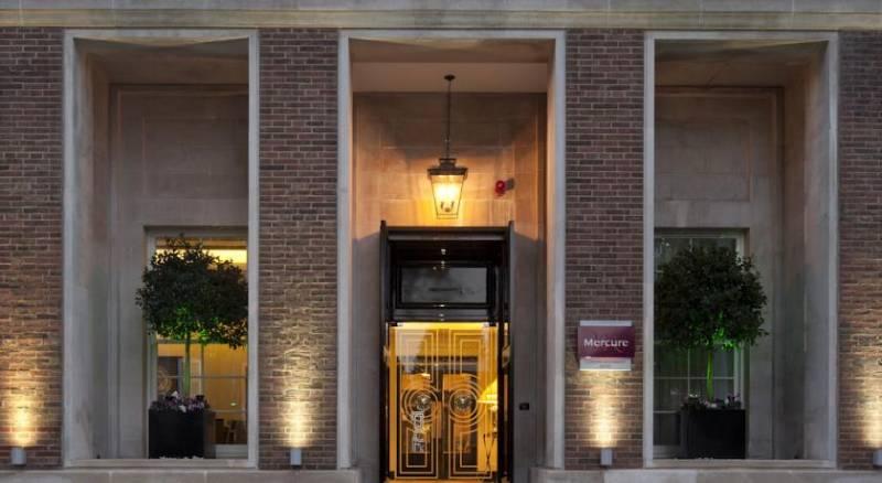 Mercure London Greenwich Hotel