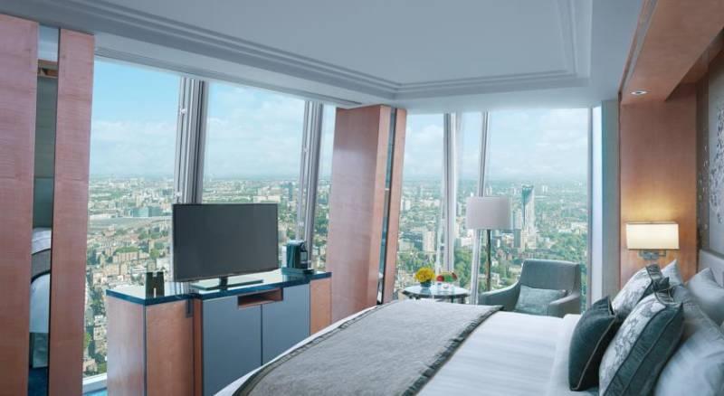 Shangri-La Hotel at The Shard, London