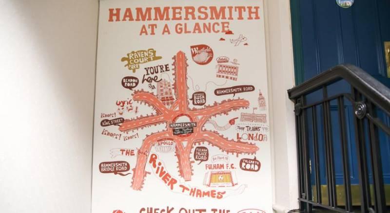 St Christopher's Hammersmith