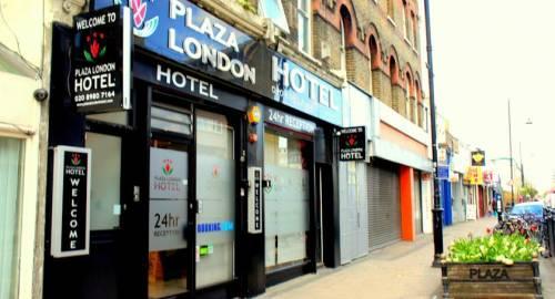 Plaza London Hotel