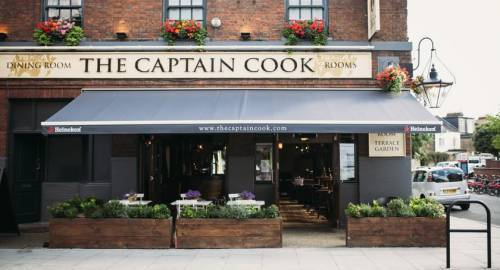 The Captain Cook Inn