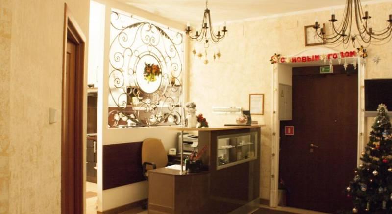 Amos Hotel Nevsky Comfort