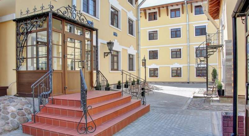 Hotel 365 Spb