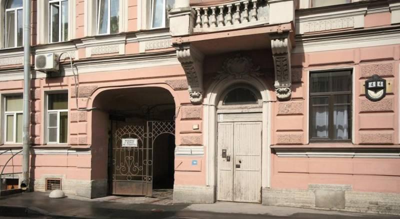 Rinaldi at Bolshoy prospect
