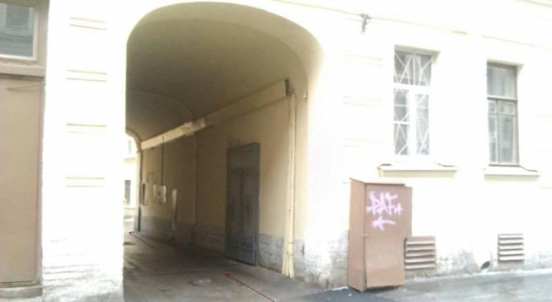 Rinaldi at Petropavlovskaya