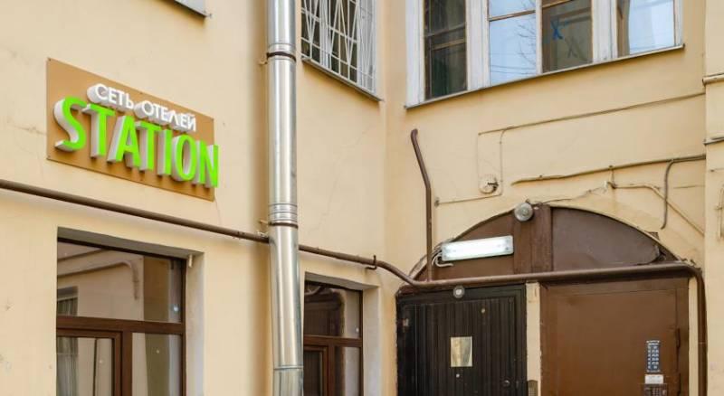 Station Hotel G73