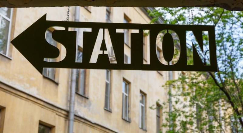 Station Hotel K43