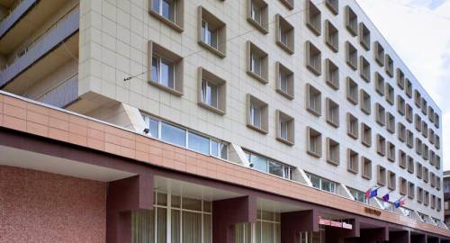 Hotel Polustrovo