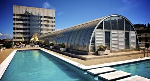 Sercotel Apartamentos Eurobuilding 2