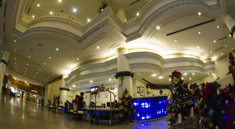 Syeun Hotel Berhad
