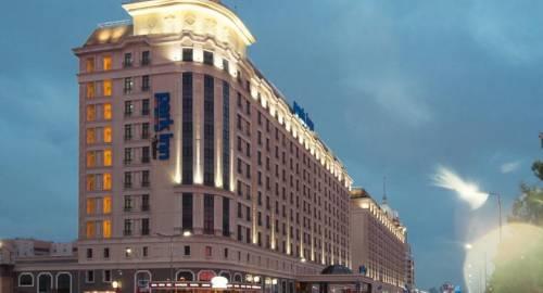 Park Inn by Radisson Hotel Astana