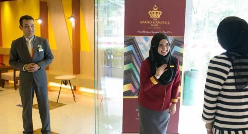 The Grand Campbell Hotel Kuala Lumpur