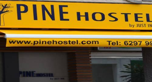 Pine Hostel - By Just Inn