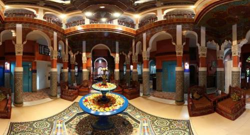Moroccan House