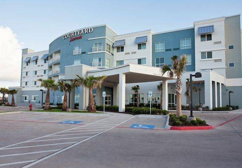Courtyard by Marriott Galveston Island