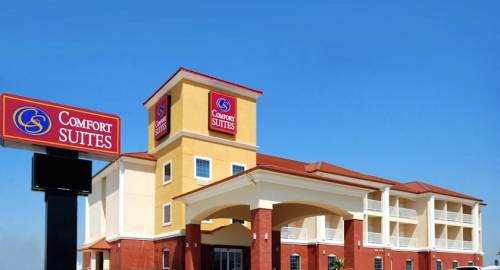 Comfort Suites Galveston