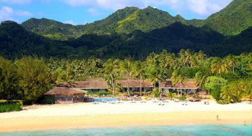 Manuia Beach Resort