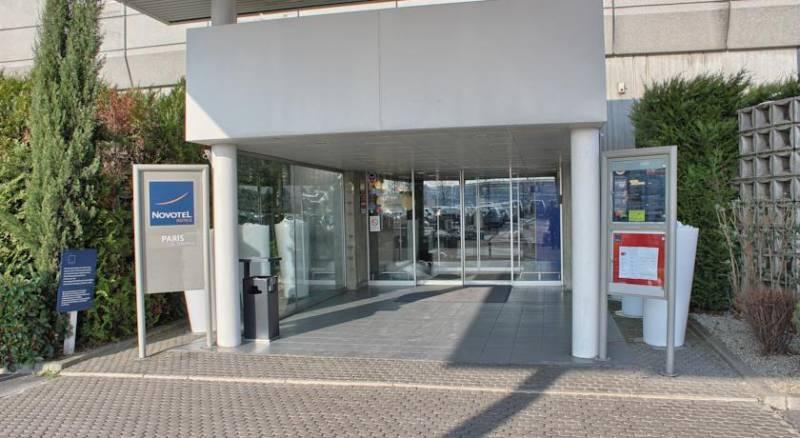 Novotel Paris Charles de Gaulle Airport