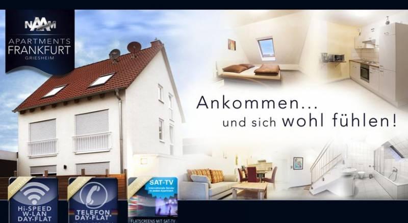 NAAM Apartment Frankfurt