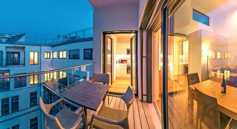Wienwert Serviced Apartments Getreidemarkt