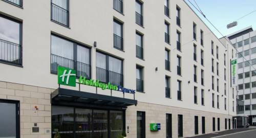 Holiday Inn Express Dusseldorf - City