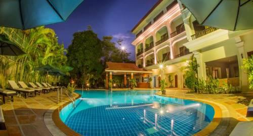 Silk D'angkor Boutique Hotel