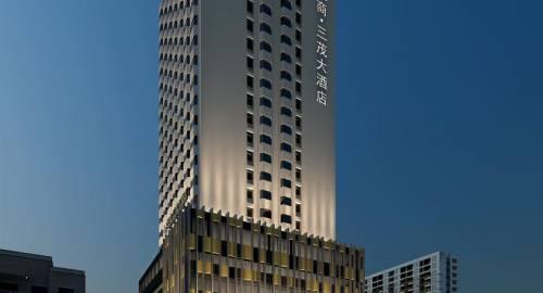 Ying Shang San Mao Hotel - Huan Shi Road Tao Jin Metro Station Branch