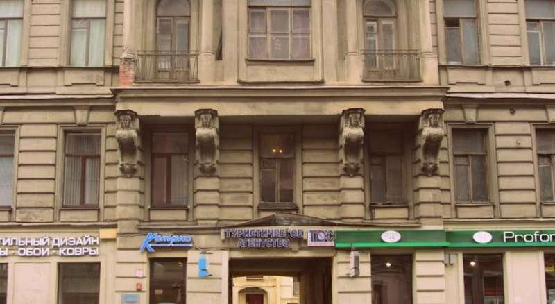 Old Flat Guest House Na Zhukovskogo