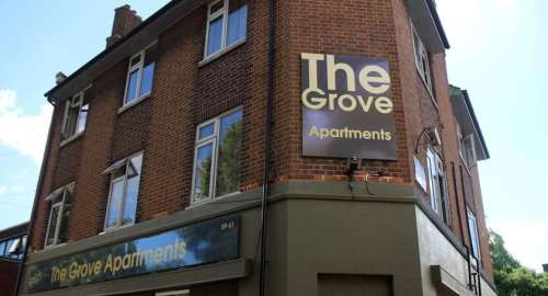 Grove Apartments