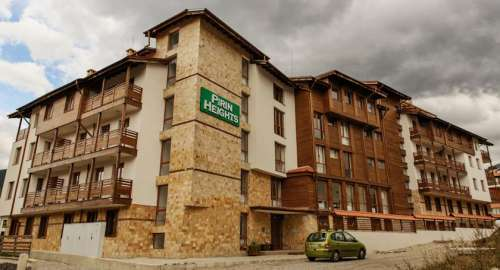 Pirin Heights Aparthotel
