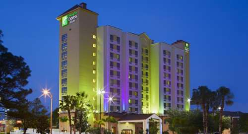 HOLIDAY INN EXPRESS AND SUITES NEAREST UNIVERSAL ORLANDO