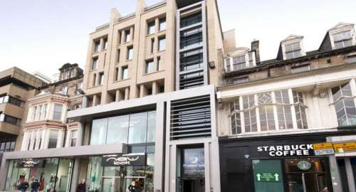 Premier Inn Edinburgh Princes Street