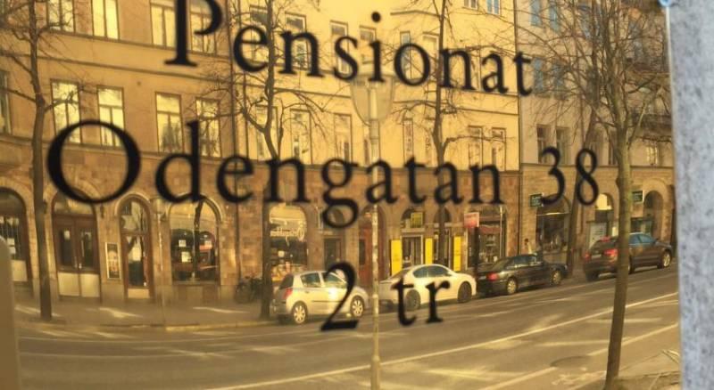 Pensionat Odengatan 38