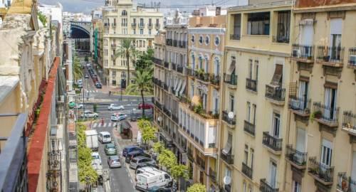 Petit Palace Germanías Valencia