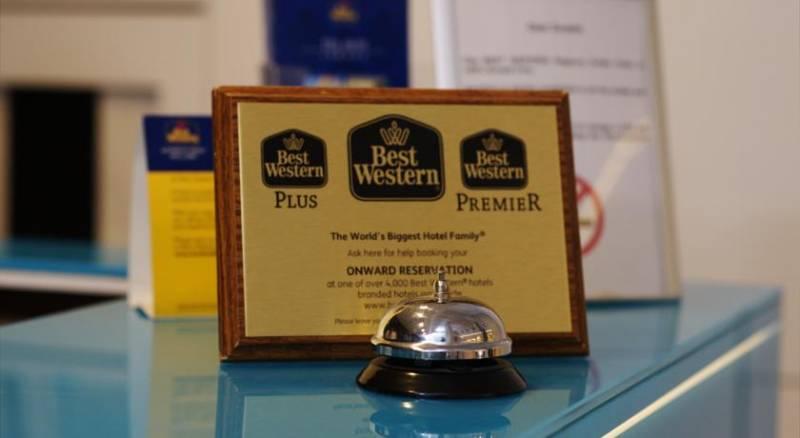 Best Western Regency Suites Hotel