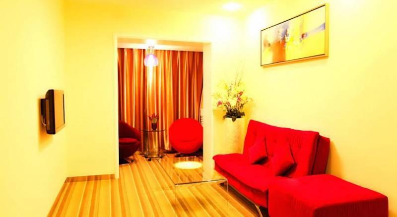 CYTS Shanshui Trends Hotel Beijing Qian Men
