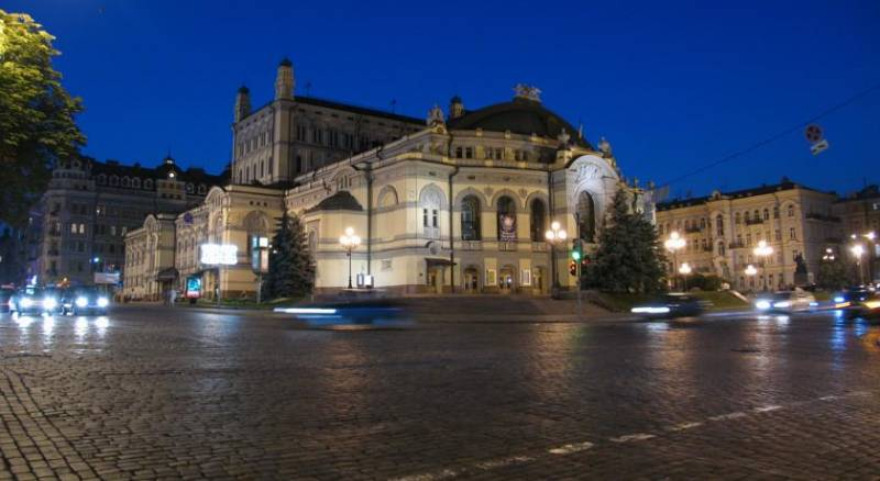Radisson Blu Hotel, Kyiv