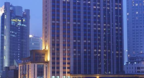 Shanghai Hotel Jin Jiang