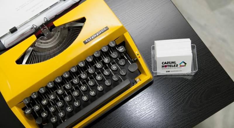 Casual Sevilla de las Letras
