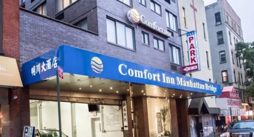 Comfort Inn Manhattan Bridge