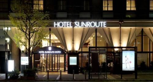 Hotel Sunroute Kyoto