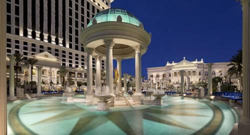 Nobu Hotel at Caesars Palace