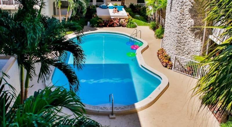 Coral Reef Luxury Suites Key Biscayne Miami