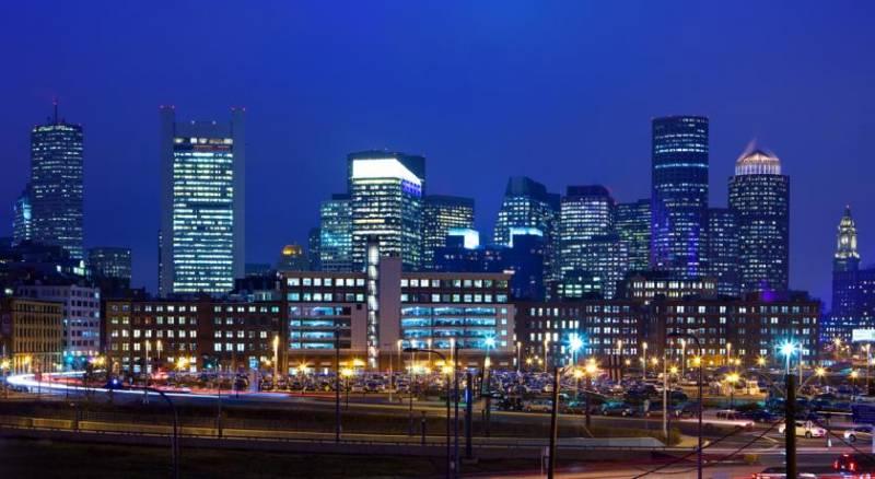 Westin Boston Waterfront