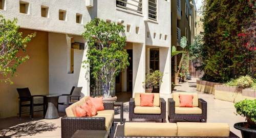 Courtyard Los Angeles Century City/Beverly Hills