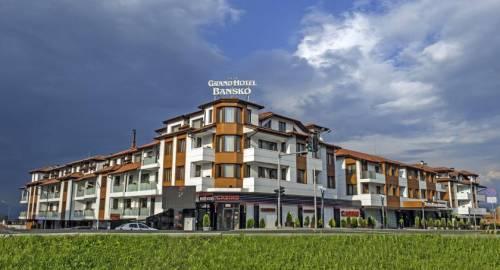 Grand Hotel Bansko - Half Board & All Inclusive