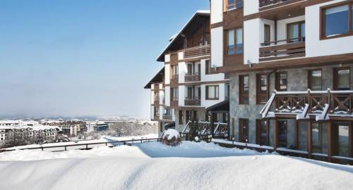 Green Life Ski & SPA Resort - Half Board