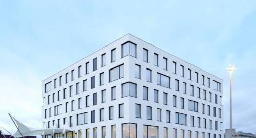 Hotel Drie Eiken - University Hospital Antwerp