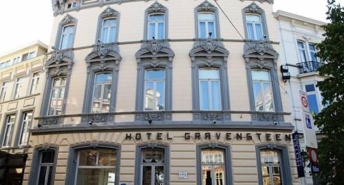 Hotel Gravensteen